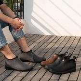 雨鞋男時尚低幫休閒水鞋廚房防水工作鞋雨靴男士防滑短筒膠鞋套鞋