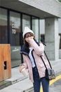 羽絨服女短款小個子新款韓版寬松時尚加厚爆款減齡外套MS1110 霓裳細軟