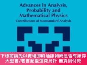 二手書博民逛書店Advances罕見In Analysis, Probability And Mathematical Physi