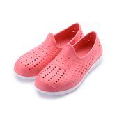 C&K 套式洞洞水鞋 桃 CK-136 女鞋 鞋全家福