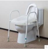 坐便椅坐便增高器 老年座便器座便椅 老人馬桶增高墊坐廁椅洗澡椅LJ-818297