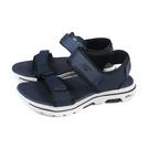 SKECHERS GOWALK 運動型 涼鞋 男鞋 深藍色 229003NVBK no145