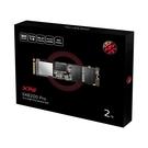 ADATA威剛 XPG SX8200Pro 2TB M.2 2280 PCIe SSD固態硬碟