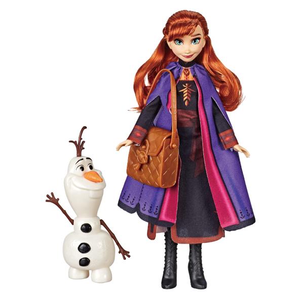冰雪奇緣2公主與陪伴配件組