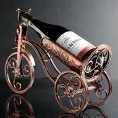 現代簡約創意紅酒架擺件歐式酒瓶架客廳家居葡萄酒架擺設酒櫃裝飾   WD