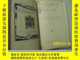 二手書博民逛書店COOKERY罕見BOOK OF MALAYA (1931 -1
