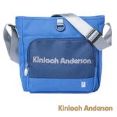 金安德森 Unbox 造型斜側包 藍色