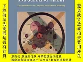 二手書博民逛書店Probability,罕見Stochastic Processes, And Queueing Theory