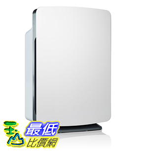 [107美國直購] Alen BreatheSmart Customizable Air Purifier with HEPAPure Filter for Allergies and Dust White 1PacK