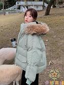 冬季羽絨棉服外套棉襖女棉衣韓版寬松加厚短款【奇妙商鋪】