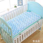 嬰兒床墊加厚硬四季通用新生bb兒童拼接床兩用透氣寶寶小床墊 QQ25510『優童屋』