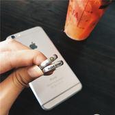 戒指周年紀念男女英文字面指環禮物【聚寶屋】