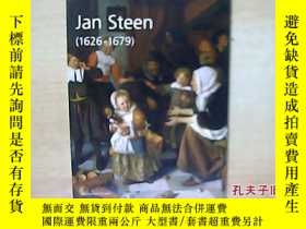 二手書博民逛書店Jan罕見Steen 1625-1679 斯蒂恩Y232162