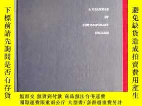 二手書博民逛書店Sentence罕見and Its Parts: A Grammar of Contemporary Englis