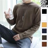純色基本款高領針織衫【002483AAAD】50%OFF SHOP