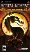 PSP Mortal Kombat Unchained 真人快打(美版代購)