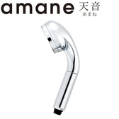 【全日本製】天音Amane極細省水高壓淋浴蓮蓬頭(銀色)