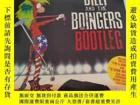 二手書博民逛書店Billy罕見and the Boingers BootlegY