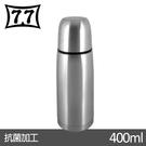 日本製造A1020 【日本77】Actiue24真空不鏽鋼保溫魔法瓶400CC(黑)004-SL-400S_BK