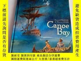 二手書博民逛書店《Canoe罕見Bay》 Patrick Prugne & Tiburce OgerY26171 出版2