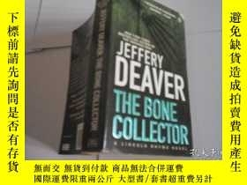 二手書博民逛書店JEFFERY罕見DEAVER THE BONE COLLECT