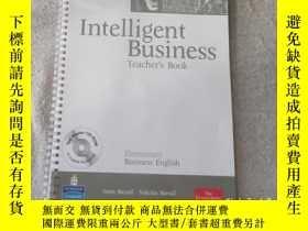 二手書博民逛書店Intelligent罕見Business Elementary
