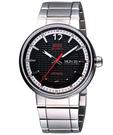 MIDO 美度 Great Wall 天文台認證長城系列機械手錶-黑 M0154311105700