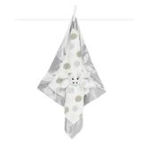 寶寶必備 Little Giraffe 美國 安撫巾 - 豪華長頸鹿系列嬰兒安撫巾(銀河灰) - LXDBLGSV