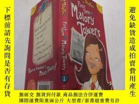 二手書博民逛書店First罕見Term At Malory Towers:馬洛裏大廈第一學期.Y200392