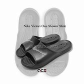 Nike 拖鞋 Victori One Shower Slide 黑 白 排水 男鞋 【ACS】 CZ5478-001