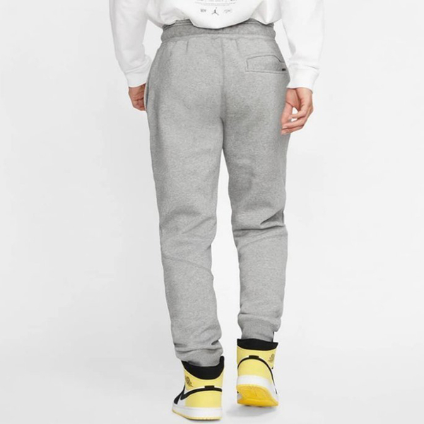 Nike JORDAN WINGS HVY FLC 男裝 長褲 後口袋 雙色 棉質 休閒 灰【運動世界】CD8740-091