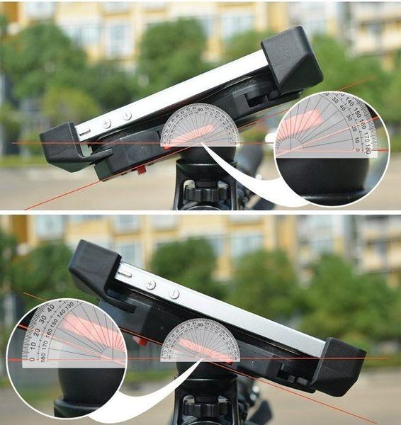 【單車/重機管狀專用】ODIER 四爪固定手機座 手機架 導航架 可調伸縮 手機支架
