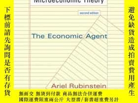 二手書博民逛書店Lecture罕見Notes In Microeconomic TheoryY256260 Ariel Rub