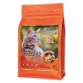 GHR無穀貓糧-鮮嫩雞1.81KG