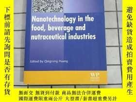 二手書博民逛書店Nanotechnology罕見in the Food, Beverage and N... 進口原版 Y26
