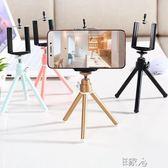 手機直播支架三角架單反相機支架 E家人