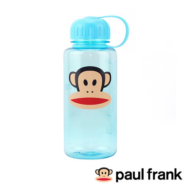 背包族【Paul Frank大嘴猴】透明水壺/ 水杯