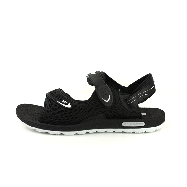 G.P 阿亮代言 涼鞋 防水 雨天 男鞋 黑色 G8660M-10 no842