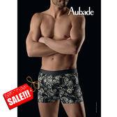 Aubade man-壞男人M-L舒棉平口褲(海賊王系列)