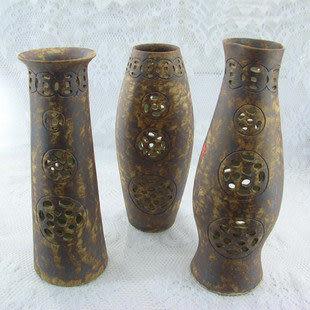 家居裝飾 景德鎮陶瓷器工藝品 藝術瓷 花器 A034