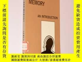 二手書博民逛書店Learning罕見and Memory:An Introduc