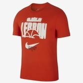 NIKE系列-AS LBJ M NK DRY TEE BALL 籃球短袖上衣-NO.CD0970891