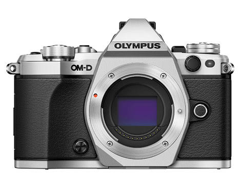 Olympus E-M5 Mark II Body 銀色〔單機身 〕EM5 M2 平行輸入