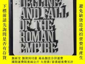 二手書博民逛書店The罕見decline and fall of the roman empire volume three --