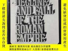 二手書博民逛書店The罕見decline and fall of the roman empire volume three --