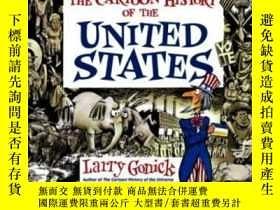 二手書博民逛書店The罕見Cartoon Guide To United States HistoryY364682 Goni