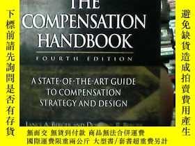 二手書博民逛書店The罕見Compensation handbook : a s