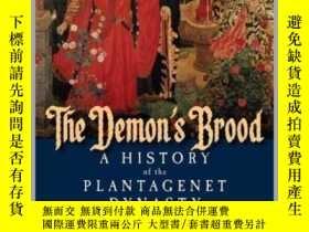 二手書博民逛書店The罕見Demon s BroodY410016 Desmond Seward De... PEGASUS