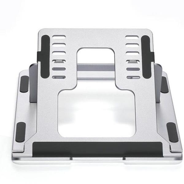電腦支架 筆記本電腦支架打字不晃鋁合金平板手機多檔可調節便攜收納托架