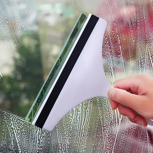 【Miss.Sugar】【隨機出貨】清潔玻璃刮水器 洗車刮水刀鏡面清潔器